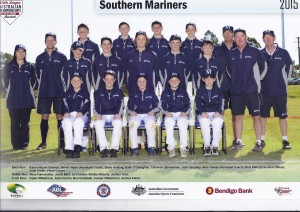 Southern Mariners 2015 lismore